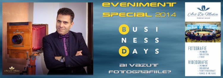 Link Business Days 2014 Bucuresti